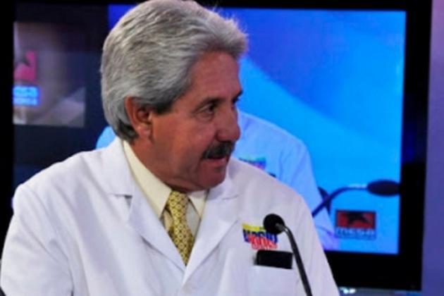 Francisco Durán, director nacional de higiene y epidemiología del Minsap.