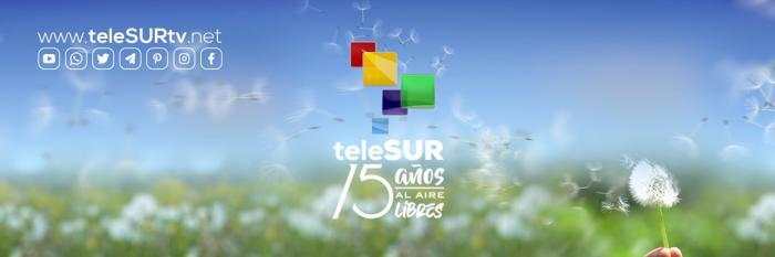 15 años de Telesur