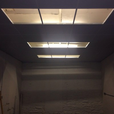Granmore builds a partition and 24mm grid in Haslingden
