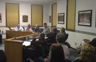 Oak Hill Teachers Present Concerns