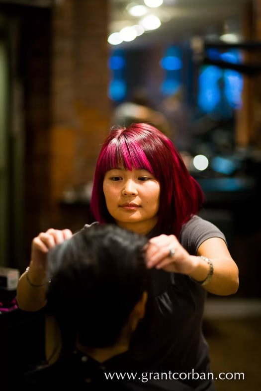 James Joseph Hair Salon, Boston Hair Stylist