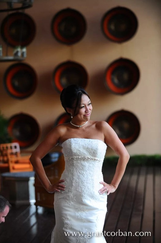 Wedding portrait location at Four Seasons langkawi