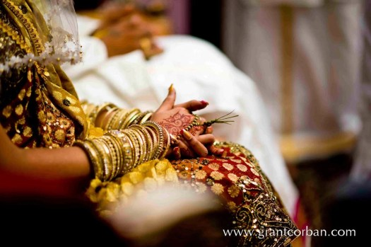 Indian Hindu wedding at holiday villa hotel subang logan and punam