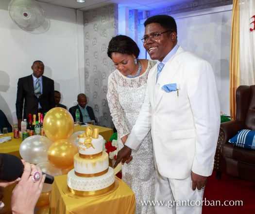 bishops 50th birthday celebration