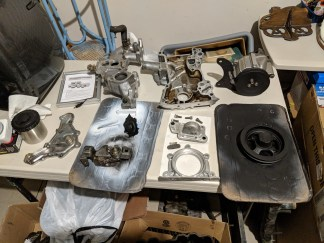 Cleaning Parts