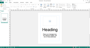 8 Reasons to start using Microsoft Publisher today | Grant