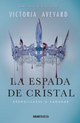 Image result for libros portadas espada de cristal