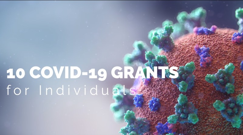 covid grants