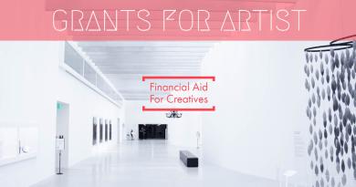 Grants for Artist