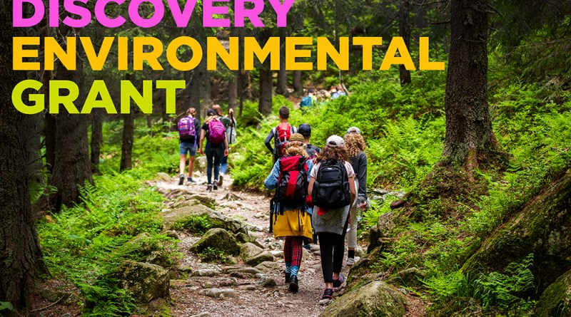 Discovery Environmental Grant