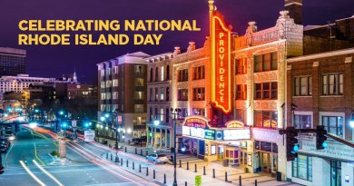 Celebrating National Rhode Island Day with These Five Grants