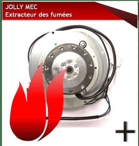 Pièces jolly mec extracteur