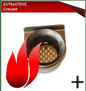 pièces extrastove creuset
