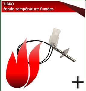 ZIBRO SONDE FUMEES