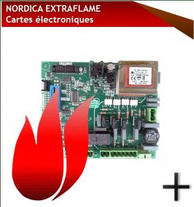 pieces nordica extraflame cartes electroniques