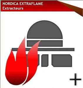 pieces nordica extraflame extracteurs