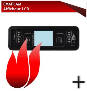 PIECES EMAFLAM ECRAN LCD
