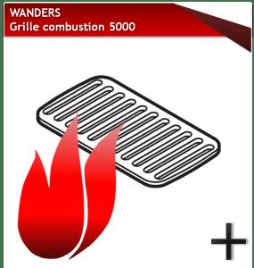 WANDERS grille 5000