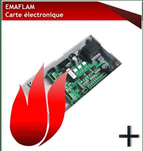 PIECES EMAFLAM CARTE ELECTRONIQUE