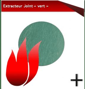 joints poêle à granulés extracteur