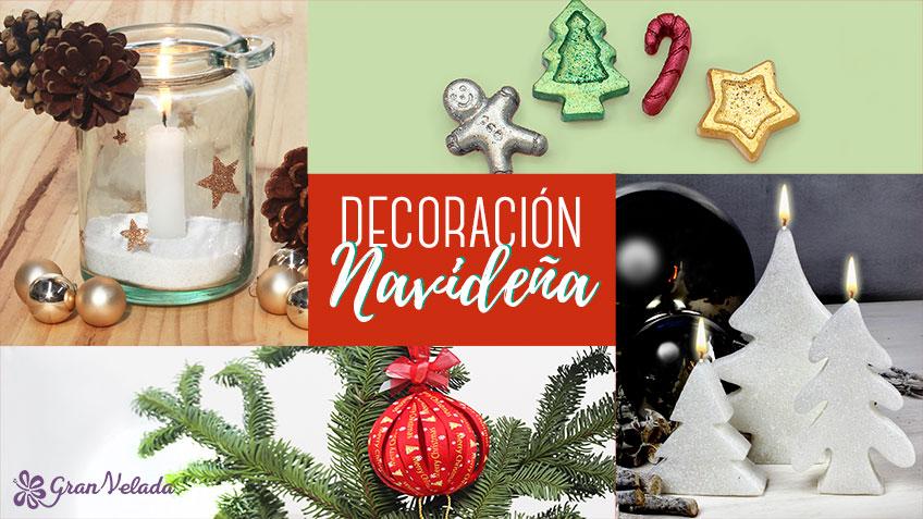 Decoracion navide a casera ideas faciles y originales - Decoracion navidena sencilla ...