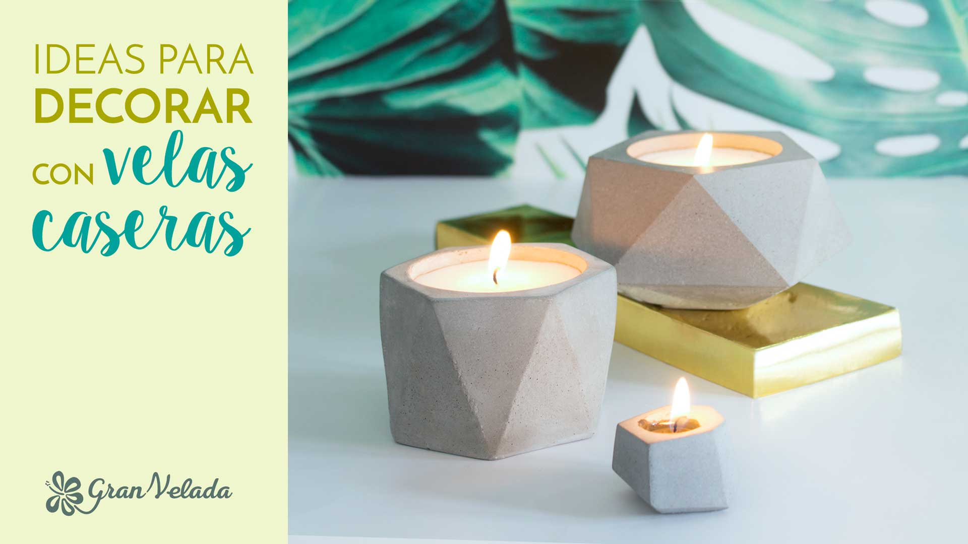 Ideas Para Decorar Con Velas Te Mostramos Como Hacer Facilmente - Como-decorar-una-vela
