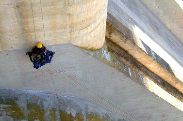 Casco para trabajos verticales
