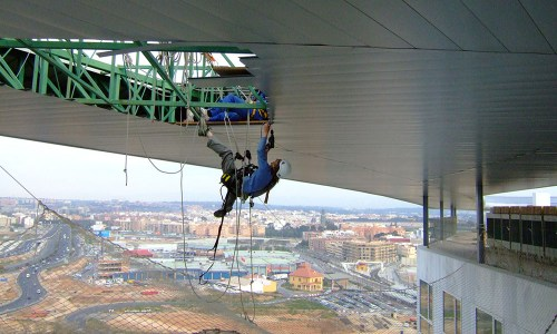 trabajos verticales