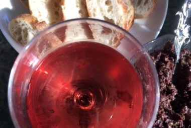 Galil Mountain Rose and Mixed Olive Tapenade