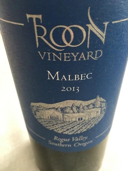troon vineyard