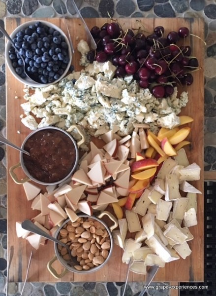 Sweet Bordeaux and Cheeses