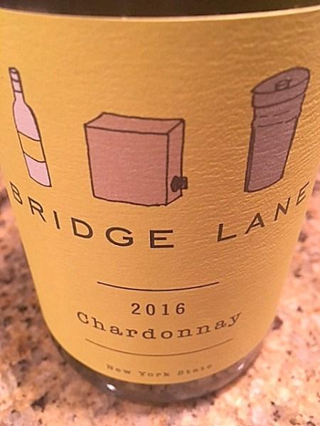 Labor Day - Bridge Lane Chardonnay