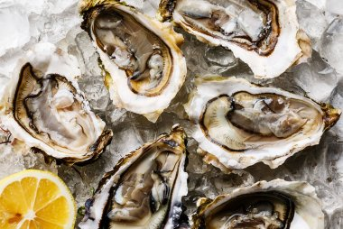 Oysters and Chablis