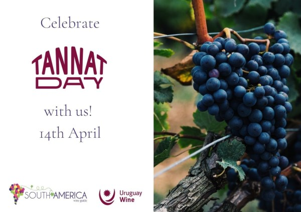 Celebrate Tannat Day with Wines from Uruguay