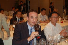 Nicholas Carre Blind Tasting Shangri-La