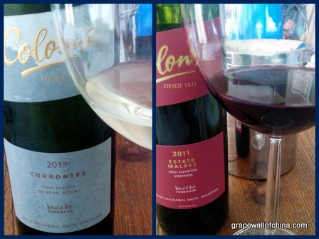 colome torrontes and malbec from salta argentina argenchina wine tour beijing china.jpg