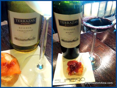 terrazas chardonna and malbec from salta argentina argenchina wine tour beijing china.jpg