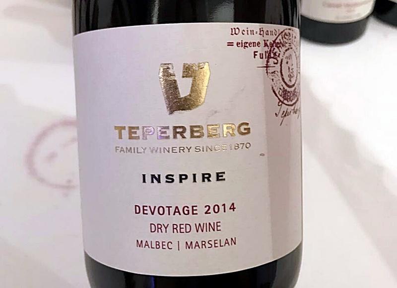 Israel Wine Master Class Beijing China Teperberg Devotage Marselan Malbec