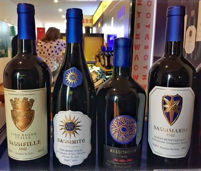 china wine labels dodgy italy