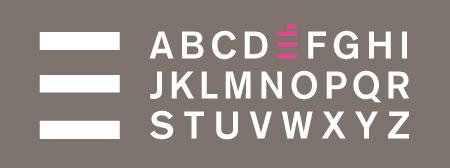 création de typographie