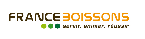 Le nouveau logo France Boissons
