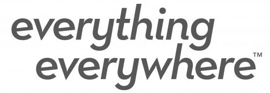 Le logo de Everything Everywhere