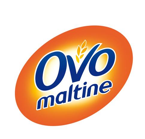 Le nouveau logo d'Ovomaltine