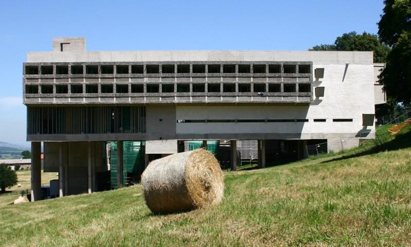 Le Corbusier : Couvent de la Tourette
