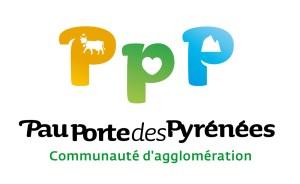 Le nouveau logo de Pau Porte des Pyrénées
