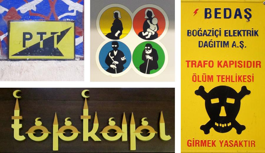graphisme en turquie