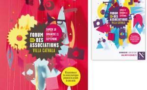Affiche Paper art pour une municipalité