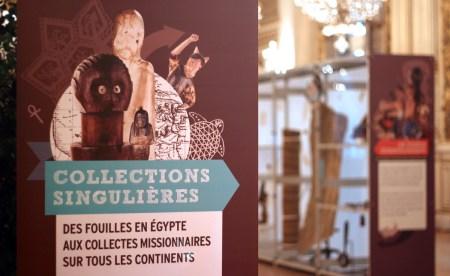 Musée des confluence Exposition
