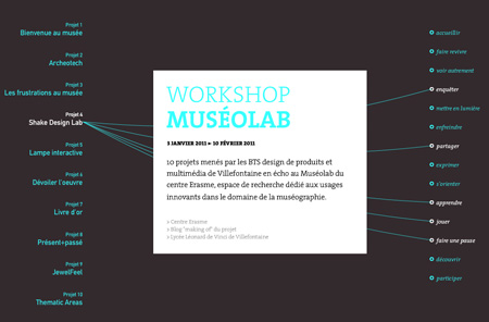 Museo Lab Workshop Design Interactif