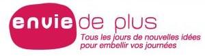 L'ancien logo d'Envie de Plus
